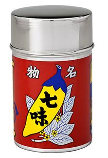 八幡屋礒五郎の定番「七味とうからし」