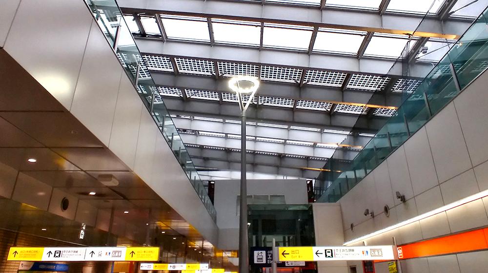 下北沢駅商業施設シモキタエキウエ