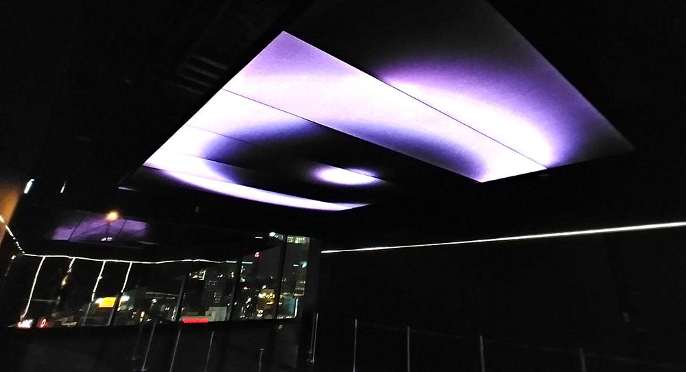 SHIBUYA SKYのSENSING HALL