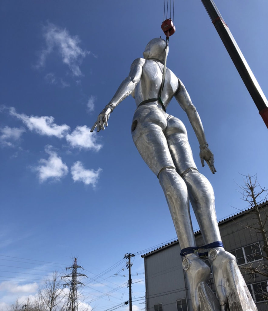 空山基 『Sexy Robot』特別展示