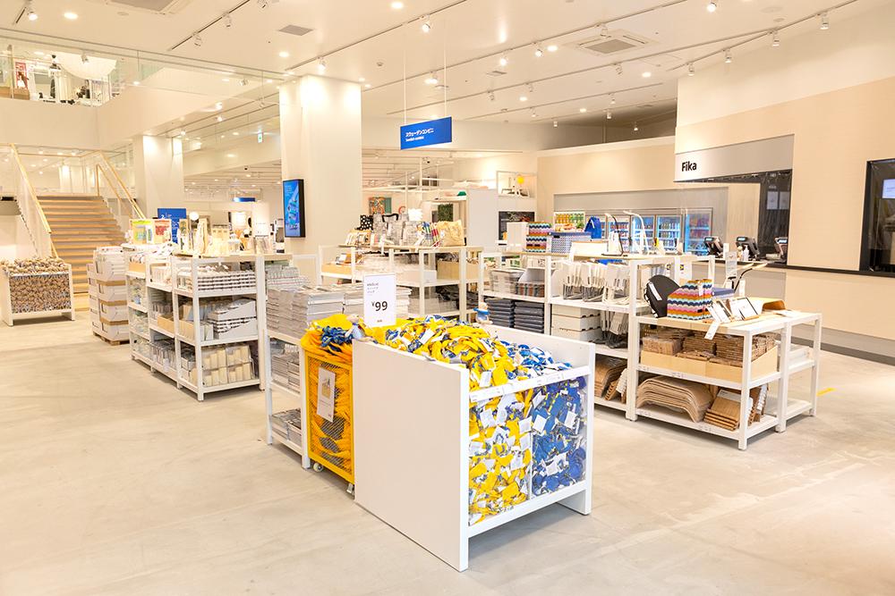 IKEA原宿のスウェーデンコンビニ