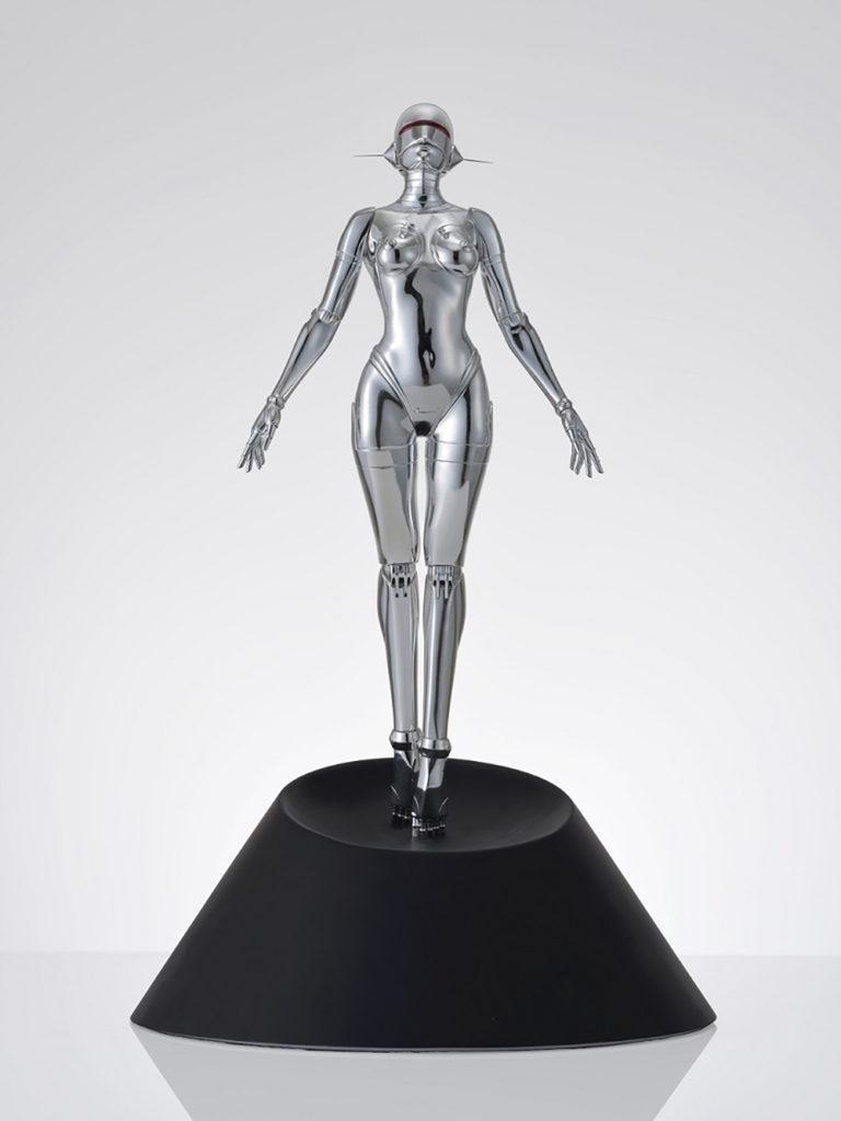 限定抽選販売となる『Sexy Robot floating』1/4エディション