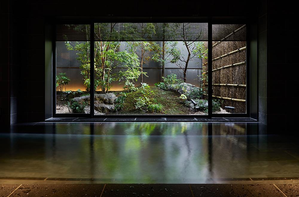 由縁別邸 代田の大浴場