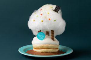 大ヒット映画『えんとつ町のプペル』のパンケーキが吉祥寺で食べられる!生クリーム専門店「ミルク」とコラボした微笑み度200%の「プペルパンケーキ」が吉祥寺コロニアルガーデンに登場です!
