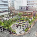 渋谷・神南エリア「渋谷区立北谷公園」が4月にリニューアル!ブルーボトルコーヒーも出店します!