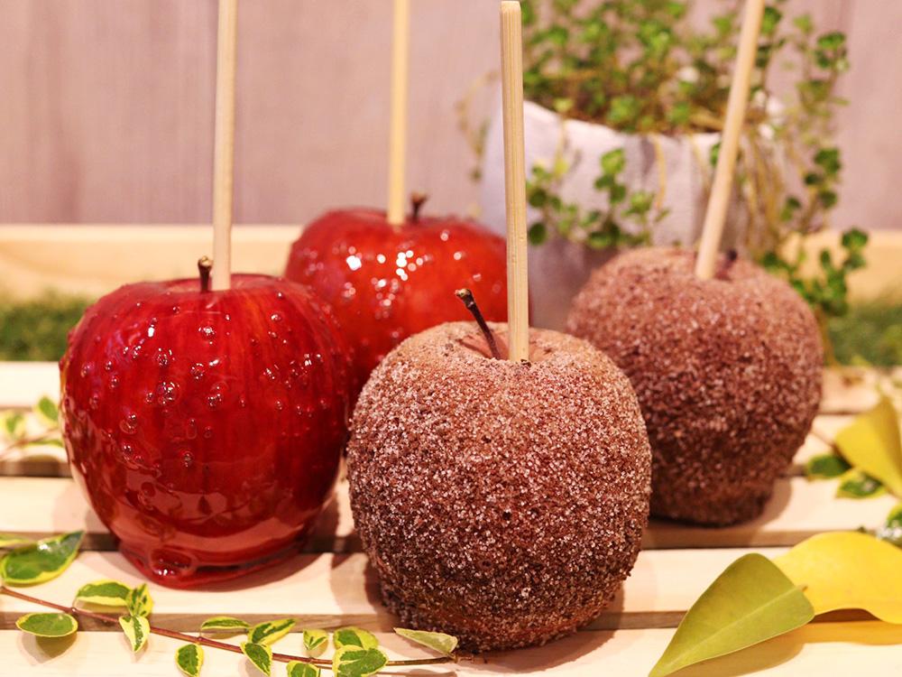 ホワイトデーにりんご飴はいかが?りんご飴専門店「代官山キャンディーアップル」の限定クレーショコラ味が吉祥寺でも販売です!
