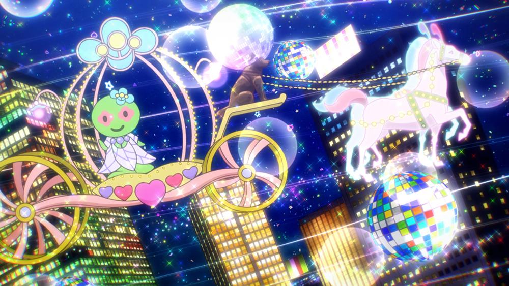 渋谷を歩こう!映画ヒーリングっと♥プリキュアのゆめアールの世界にはあいりっすんも登場