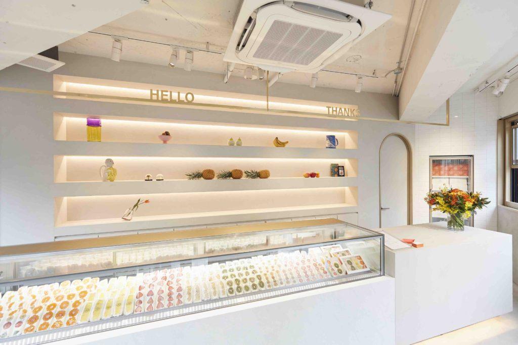 渋谷区恵比寿にある日本初のヴィーガンフルーツサンド専門店「フルーツアンドシーズン(fruits and season)」