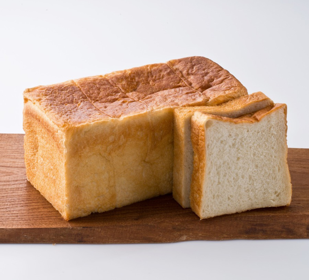 「高級食パン専門店 花みつ」の「花みつの食パン」873円(税込)