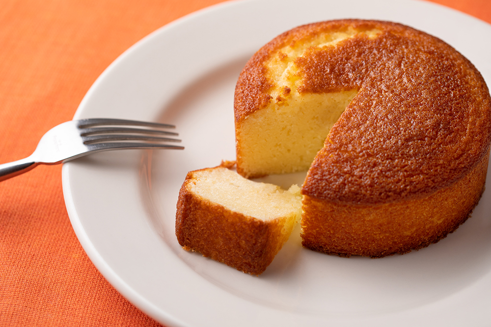 発酵バター専門店「ハネル」の新商品「高級発酵バターケーキ」