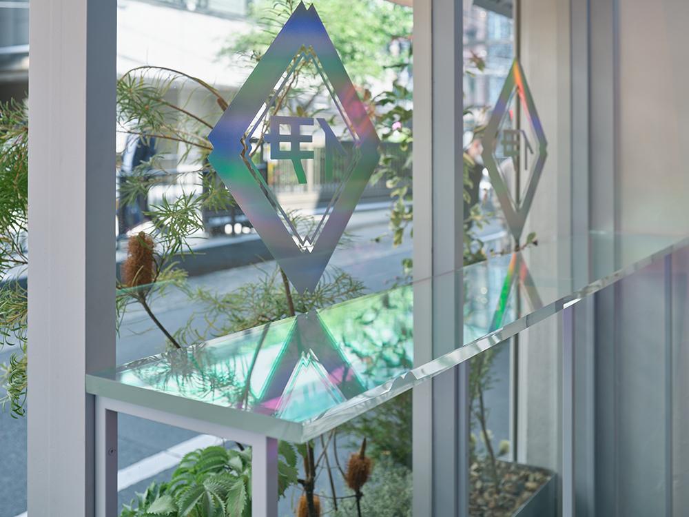 伊良コーラ渋谷店のイートインスペース