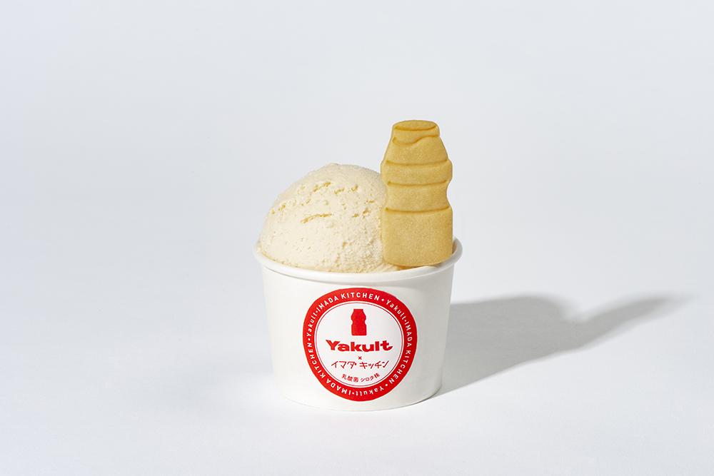 アイス de ヤクルト アイスクリーム