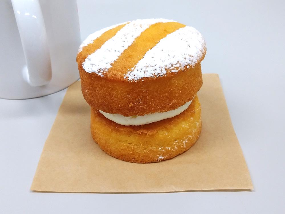 メルローズアンドモーガンを代表するスイーツ「ヴィクトリアケーキ」